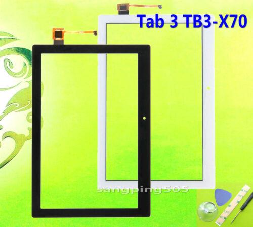 "Touch Screen Digitizer Glass For Lenovo Tab 3 10.1/"" TB3-X70L TB3-X70F TB3-X70N"