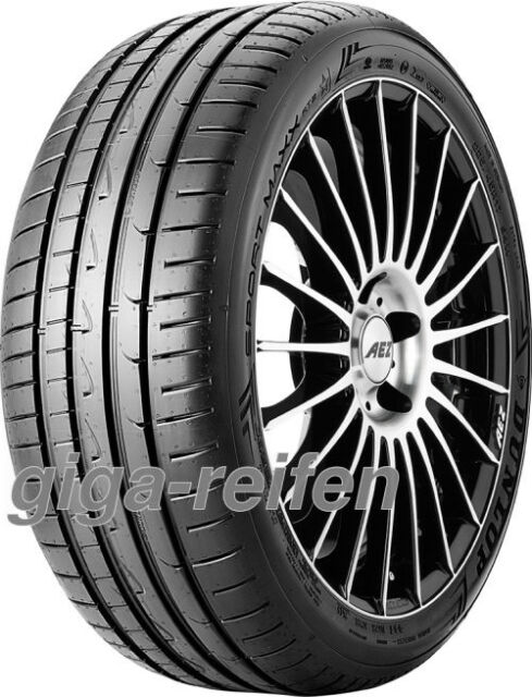 4x Sommerreifen Dunlop Sport Maxx RT2 235/65 R17 108V XL MFS