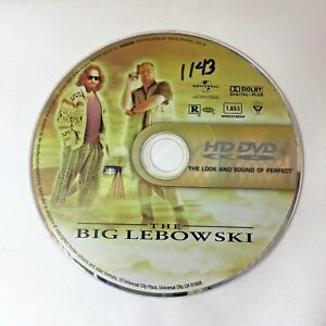 Details about The Big Lebowski HD DVD DISC ONLY Widescreen First Class  Shipping HDDVD HD-DVD