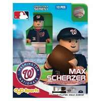 Max Scherzer Oyo Washington Nationals Mlb Figure G4