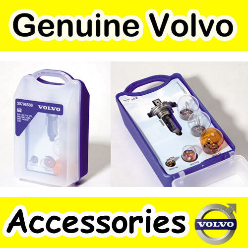 Genuine Volvo V40, V40CC (13-) Bulb Kit