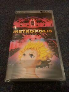 Psp-Umd-Video-Metropolis-Brand-New-Sealed