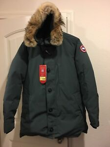 Canada Goose Chateau Parka 3426m 100 Authentic Brand New Tag Slate