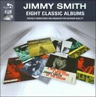 Eight Classic Albums [Box] by Jimmy Smith (Organ) (CD, Jun-2013, 4 Discs, Real Gone Jazz)