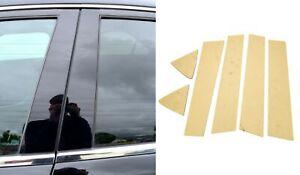 6pc-Set-Door-Trim-Piano-Cover-Kit-Black-Pillar-Posts-Fit-Dodge-Charger-06-10