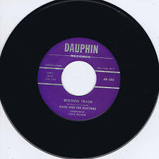HANK & THE ELECTRAS - WOMEN TRAIN (Top-Notch Guitar ROCKABILLY Jiver)
