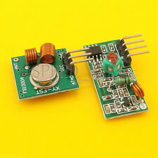 315mhz Rf Transmitter And Receiver Kit Module For Arduinoarmmcu Remote Control