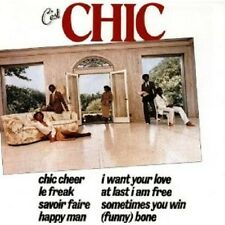 CHIC-c'est chic CD POP/discoteca 8 tracks nuovo