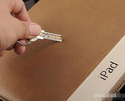 Ultra-Thin Flip Leather Smart Stand Case Cover For Apple ipad 2/3/4/5/Air/mini