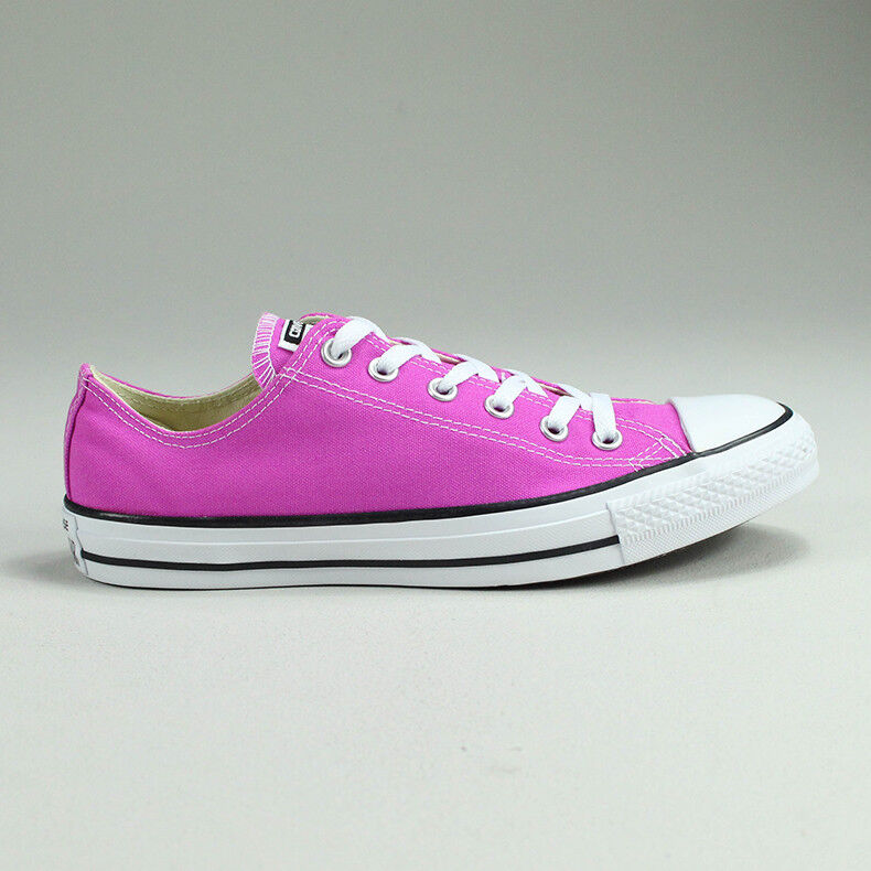 Converse All Star Ox Low shoes SS18 Trainers New Hyper Magenta Size UK size 4-9