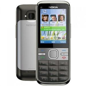 Nokia-C5-00-Movil-Absoluto-Flamante-Estado-Simplemente-Perfecto-y-100-Original