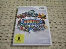 Skylanders giants para Nintendo Wii y Wii U * embalaje original *