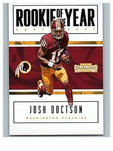 2016-CONTENDERS-ROOKIE-OF-THE-YEAR-2-JOSH-DOCTSON-REDSKINS