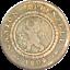 1809-Switzerland-Canton-Appenzell-1-2-Batzen-5-Rappen-Billon-KM-5 thumbnail 1