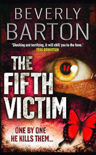 1 of 1 - BEVERLY BARTON __ THE FIFTH VICTIM __ BRAND NEW __ FREEPOST UK