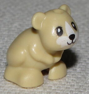 LEGO-NEW-TAN-SMALL-HAMSTER-ANIMAL-FIGURE-PET-PIECE