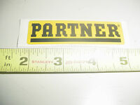 Partner Chainsaw Decal Sticker----- Box428