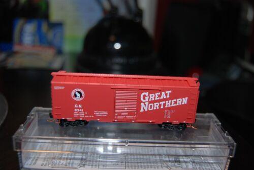 N MTL Special Run Car Great Northern 40/' Box Car for N-Trek Northwest 20th
