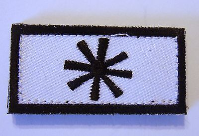 USAF PENCIL POCKET TAB PATCH  STYLE #5:GA12-1