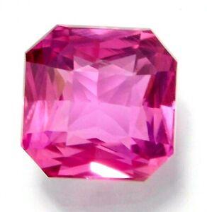 Natural-Loose-Gemstone-7-to-9-Ct-Certified-Princess-Cut-Ceylon-Pink-Sapphire