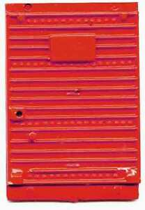 Red BOX CAR DOOR for American Flyer S Gauge Scale Trains ...