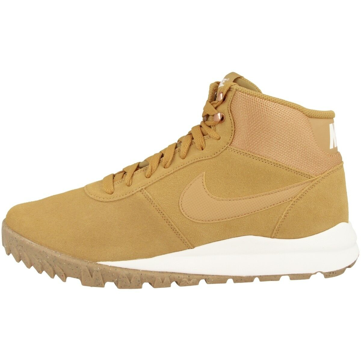 Nike Hoodland Boots Stivali Invernali Pagliaio Beige 654888-727 Manoa