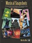 Musical Snapshots, Bk 1: 10 Original Solos for the Elementary Pianist Portraying Musical Visits Around the World by Alfred Music (Paperback / softback, 1999)