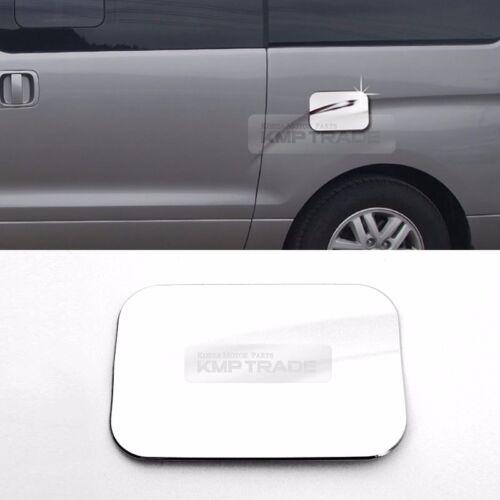 Chrome Fuel Cap Cover Molding Garnish Trim For HYUNDAI 2015 2018 Starex iMmax
