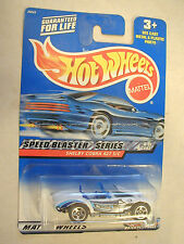 1999 Hot Wheels #26043 427 Ford Shelby Cobra Speed Blaster New In Package 4 of 4