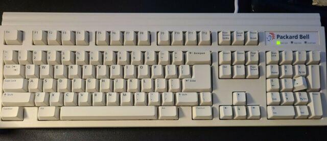 Packard Bell Keyboard Belgian 7427410013