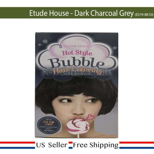 Etude House Hot Style Bubble Hair Coloring Pr05 Dark Brown For Sale Online Ebay