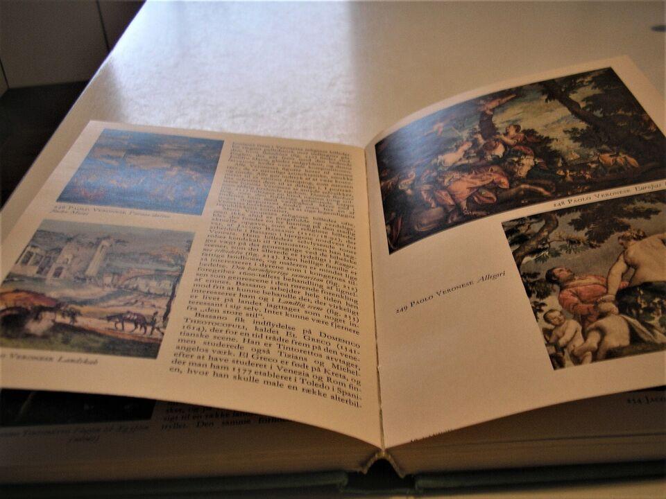 Malerkunstens Historie, Michael Leven, år 1963