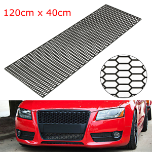 40cm X 120cm Universal Honeycomb Vent Abs Plastic Car