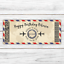 PERSONALISED-SURPRISE-holiday-BIRTHDAY-gift-TRAVEL-SCRATCH-CARD-BOARDING-PASS thumbnail 1