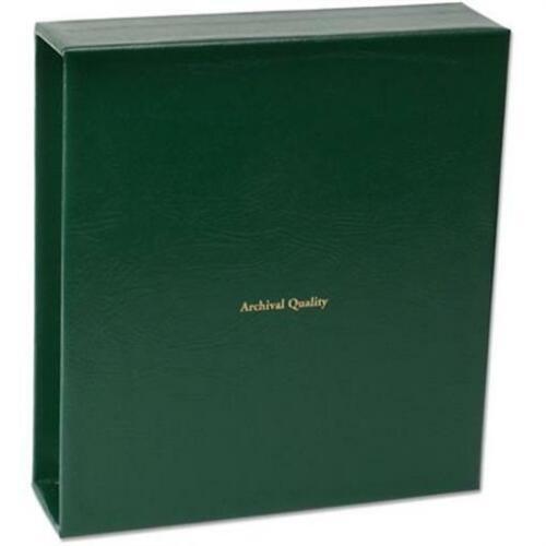 "Littleton Custom Slipcase for 2/"" Coin Album Durable Protection Free Shipping NEW"