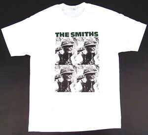 03cca8a161f1 The SMITHS Rock T-shirt Meat Is Murder Morrissey Adult Tee Men New ...