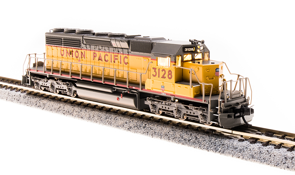 Broadway Limited, N Scale, EMD SD40-2, Paragon3 Paragon3 Paragon3 Sound DC DCC, All Road Names 2f2682