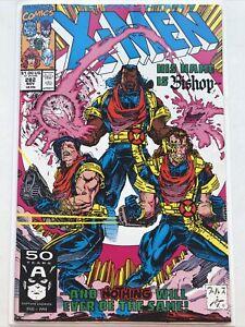 X-Men 282, Marvel 1991, Bishop