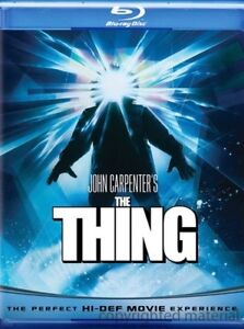 Details about The Thing [New Blu-ray] Ac-3/Dolby Digital, Dolby, Digital  Theater System, Dub