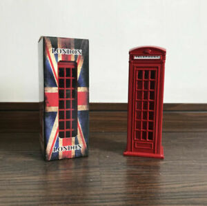 Vintage-London-Style-Phone-Booth-Saving-Coin-Piggy-Money-Bank-Christmas-Gift