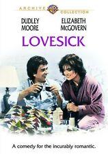 LOVESICK - (1983 Dudley Moore) Region Free DVD - Sealed