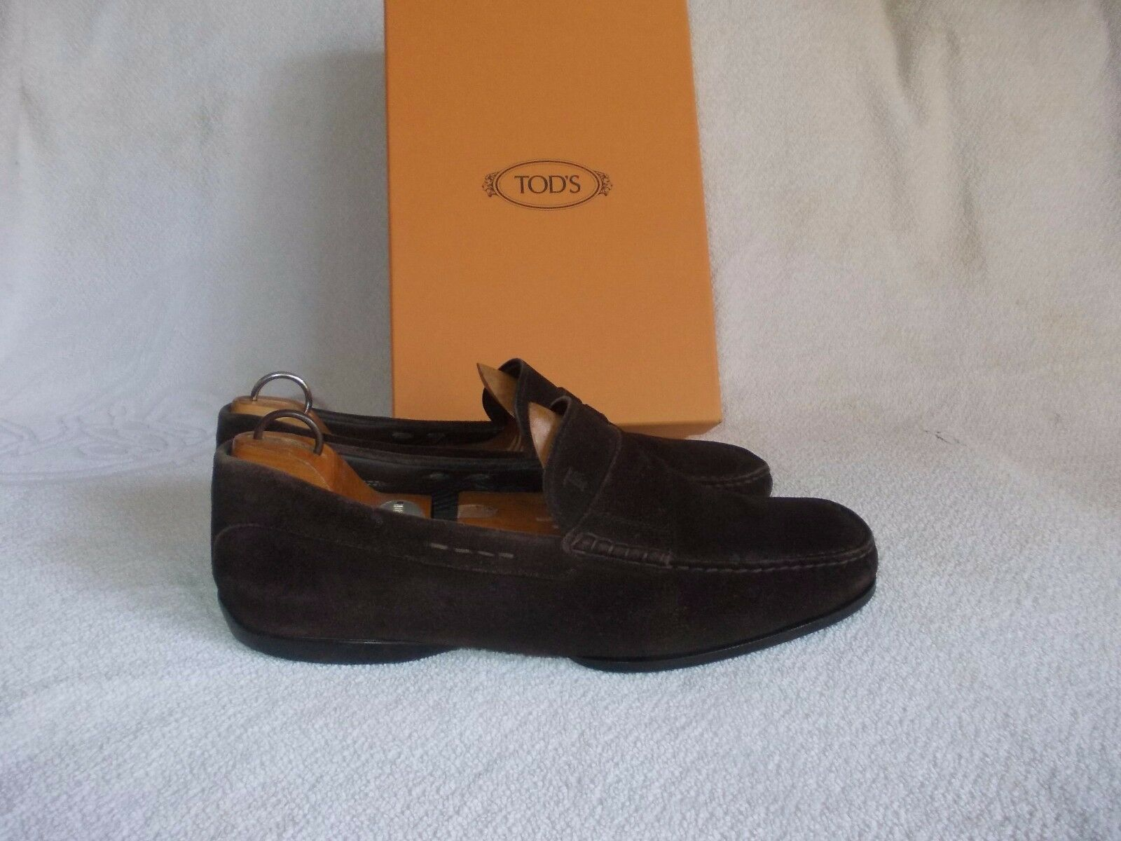 shoes  mocassins  loafers TOD'S(= POINTURE 7.5= 41.5)