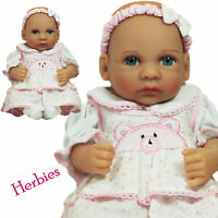 Molly P Originals 12 Julie Vinyl And Cloth Baby Doll With Blanket