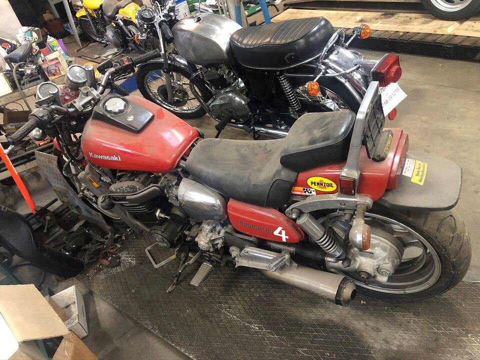Kawasaki, ZL 900 Eliminator, 976 ccm