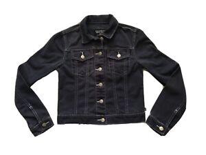 Ralph Lauren Polo Jeans Co. Women's Blue Denim Jean Jacket Size XS