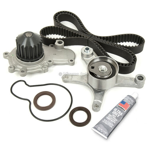 Timing Belt Kit Water Pump Fit 95-99 Plymouth Dodge Neon Stratus 2.0L SOHC ECB