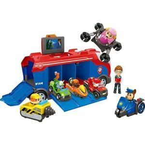Jeu Jouet enfant La Pat Patrouille Vehicule+Figurine Tracker Cadeau Anniversaire