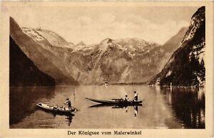 CPA-AK-Der-Konigsee-vom-Malerwinkel-GERMANY-878917