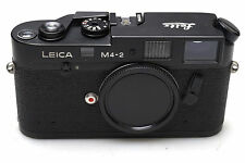 Leica M4-2 Black / Noir - Serviced