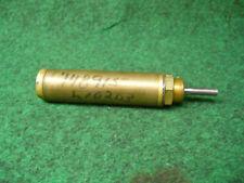 Clippard Minimatic Heavy Duty Pneumatic Cylinder Brass Spring Return Retract